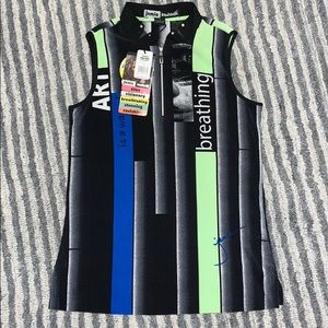 NWT JAMIE SADOCK WOMENS GOLF SHIRT